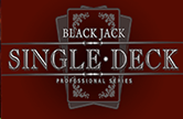 Single Deck Blackjack Professional Series в казино Вулкан Удачи