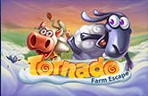 Онлайн слот Tornado Farm Escape в казино Вулкан